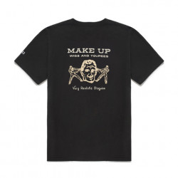 "PRINT T-SHIRT ""MAKE UP"""
