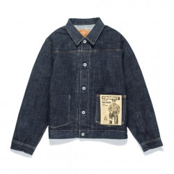 DIRT DENIM JACKET